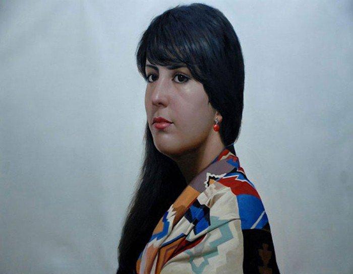 Тёплые тона. Lamine Azzouzi