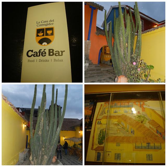 Cafe Bar La Casa del Corregidor, Puno, Peru