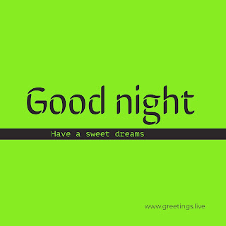 Free good night image
