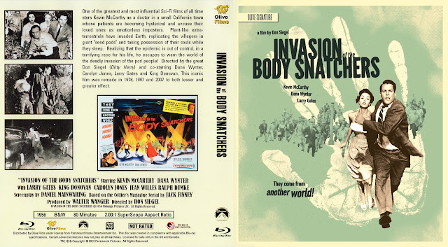 Invasion of the Body Snatchers (1956) Bluray