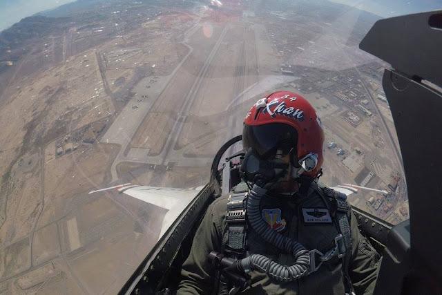 USAF Thunderbirds resume show season