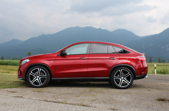 2016 Mercedes-AMG GLE63 S 4MATIC Review
