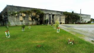 Centro Cultural Santos Guglielmi, no Parque Centenário, Criciúma