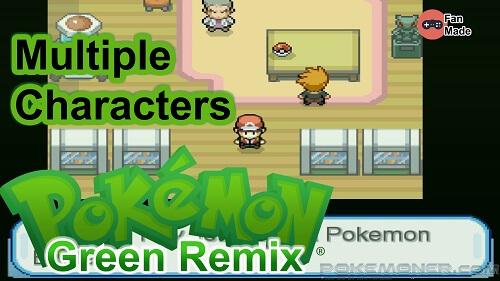 Pokemon Green Remix