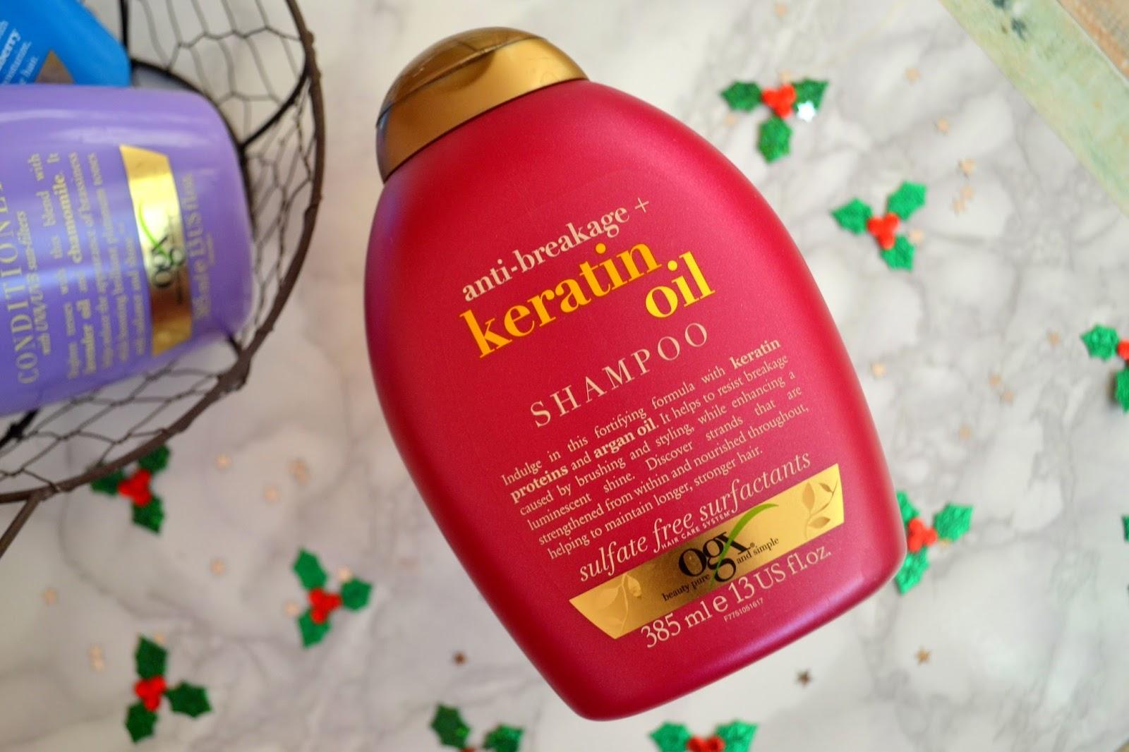 Organix szampon bez SLS recenzja
