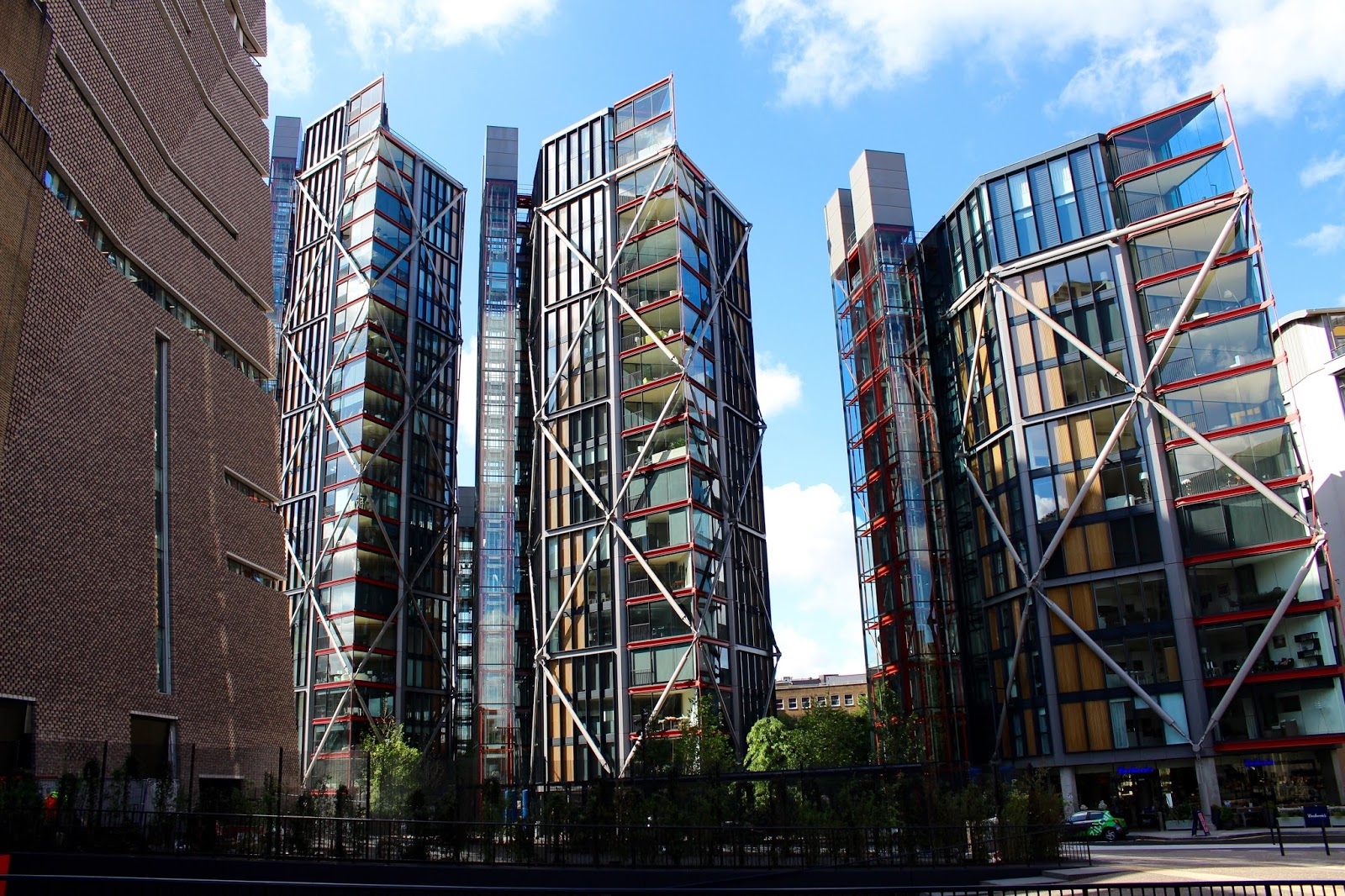 New flats at the Tate....costing 5.95 million!!