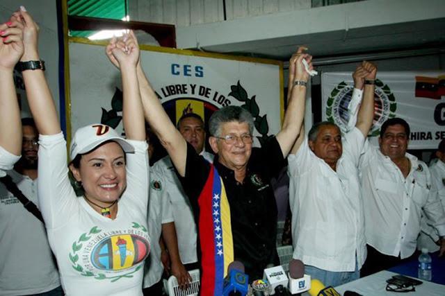 Maduro amenaza a gobernadora electa del Táchira