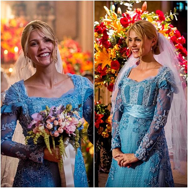 vestido de noiva jane orgulho e paixao