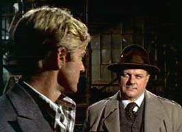 The Sting 1973 movieloversreviews.filminspector.com Robert Redford Charles Durning