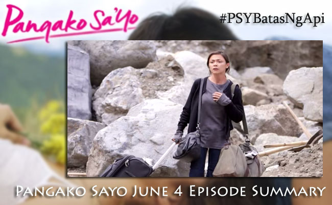 Pangako Sayo June 4 Episode Summary: Revenge of Oppressed