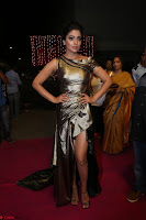 Shreya Saran in Skin Tight Golden Gown ~  Exclusive 055.JPG