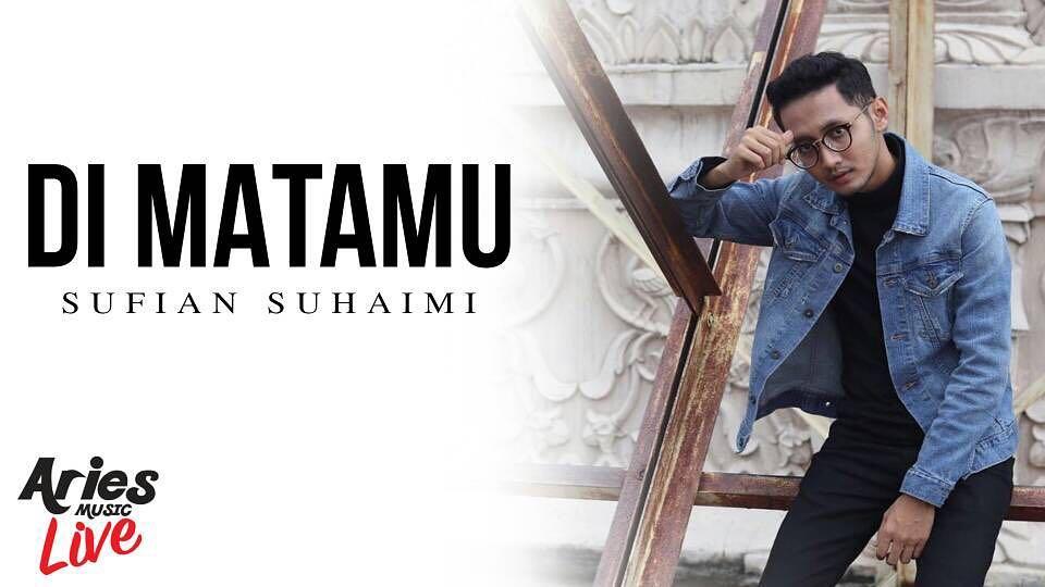 Image result for lirik lagu dimatamu sufian suhaimi