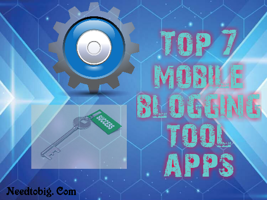 best 7 mobile blogging tools apps