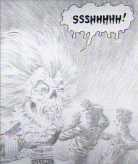 Ghostbusters Wrightson
