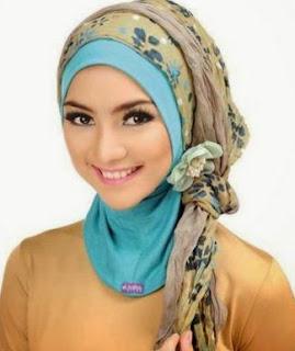 fashion gaya hijab terbaru
