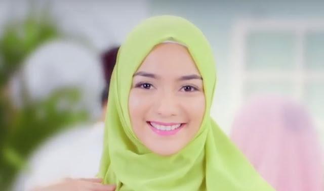 Citra Kirana Cewek Hijab Cantik Iklan Sunsilk