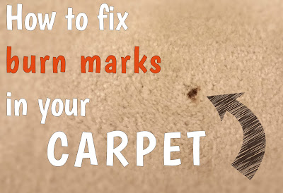 http://fixlovely.blogspot.ca/2016/05/how-to-fix-burn-marks-in-your-carpet.html