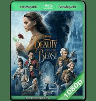 LA BELLA Y LA BESTIA (2017) WEB-DL 1080P HD MKV ESPAÑOL LATINO