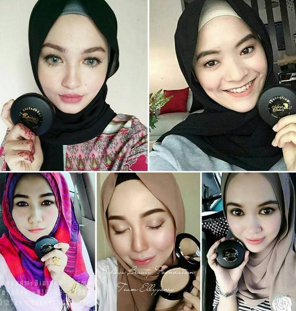 sofieya beauty foundation testimoni