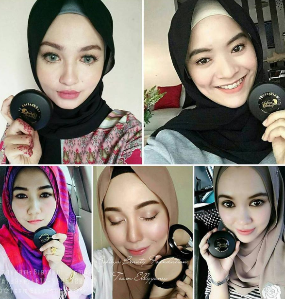 sofieya beauty foundation testimoni