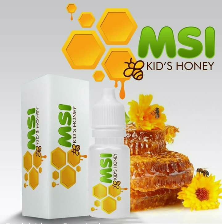 MSI Kid's Honey Madu Anak