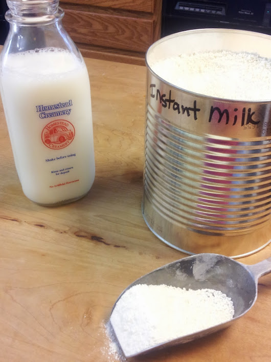 Make Your Own Sweetened Condensed Milk