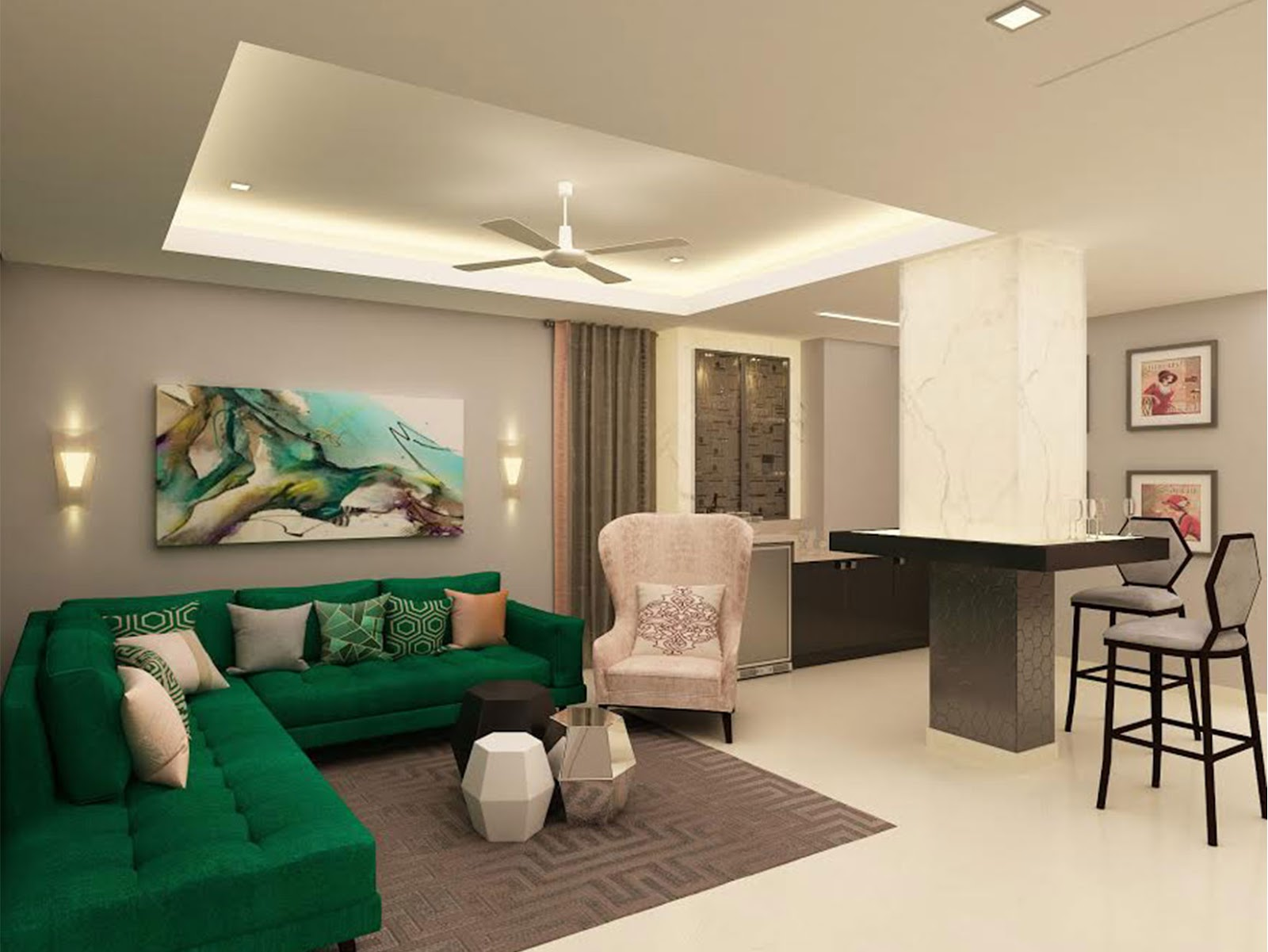 Get Online Interior Designer Services In Bangalore Beauty Of Numbers In Interior Designing