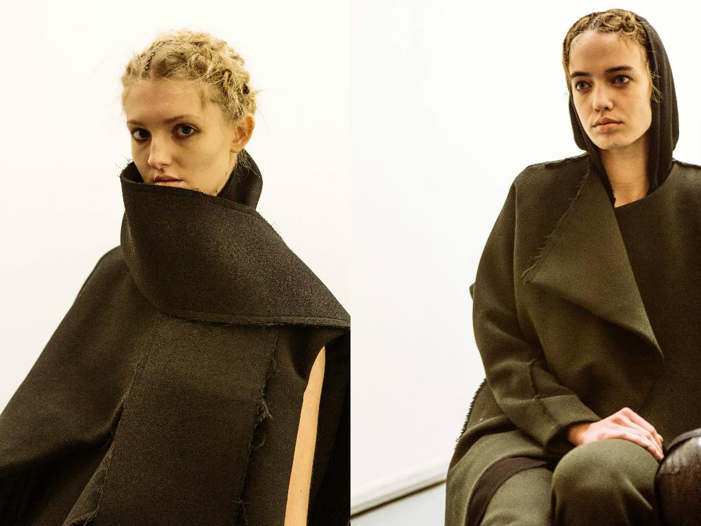 Ana Maddock- Omer Asim London Fashion Week AW 16-17 Imagery by Joe Hart