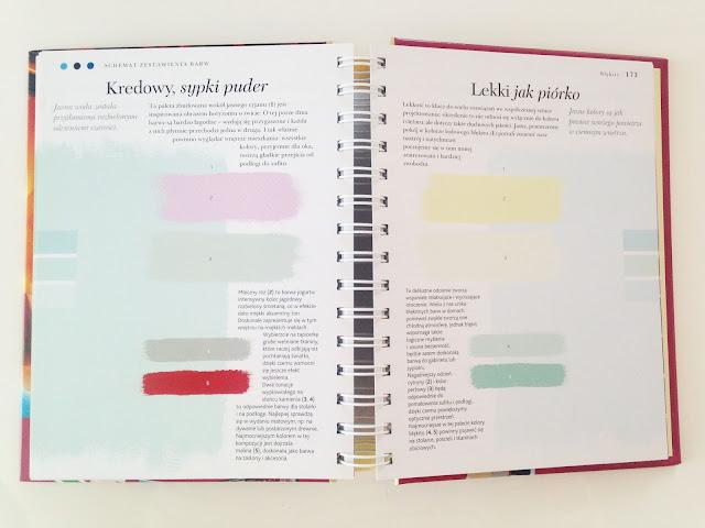 Inspirujące palety barw od Anny Starmer