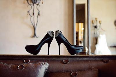 modernos Zapatos de novia