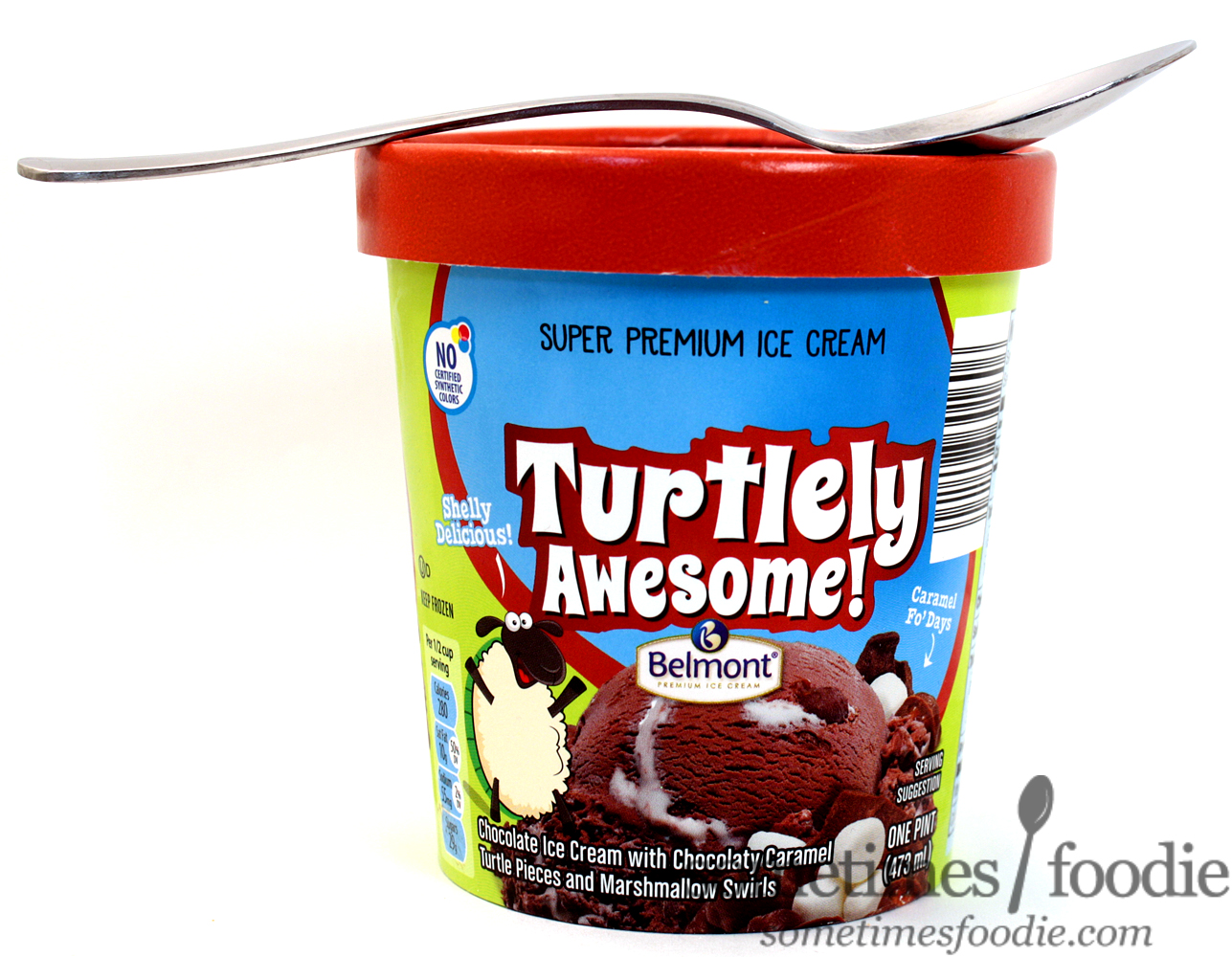 sometimes foodie: aldi's take on ben & jerry's phish food (only $2.00!)