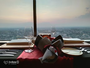 Romance In The Sky, Dinner Paling Romantis di Agra Rooftop Solo