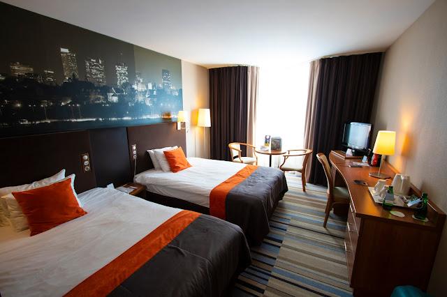 Hotel Mercure centrum Warszawa-Varsavia