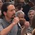 """El vídeo viral de Pablo Iglesias: """"Hablemos de qué significa defender España"""""""