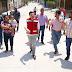 Seguimos pavimentando más calles de Tuxtla: Fernando Castellanos
