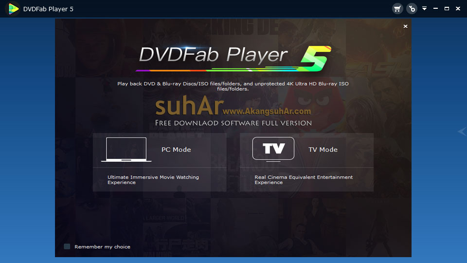 Free Download DVDFab Player Ultra Full Version, DVDFab Player Ultra Activation Code