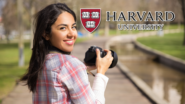 Harvard oferece curso de Fotografia Digital online e gratuito