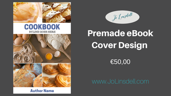 Featured Premade eBook Cover #BookCoverDesign #NonFiction #CookBook