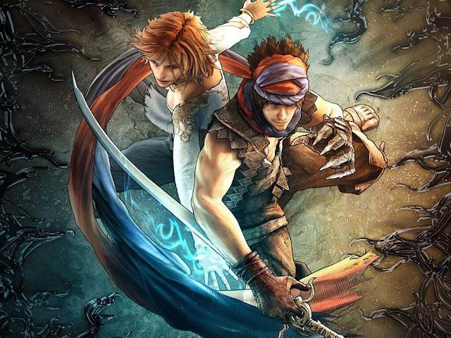 تحميل لعبة 4 Prince Of Persia مضغوطة بحجم صغير + برابط مباشر !!