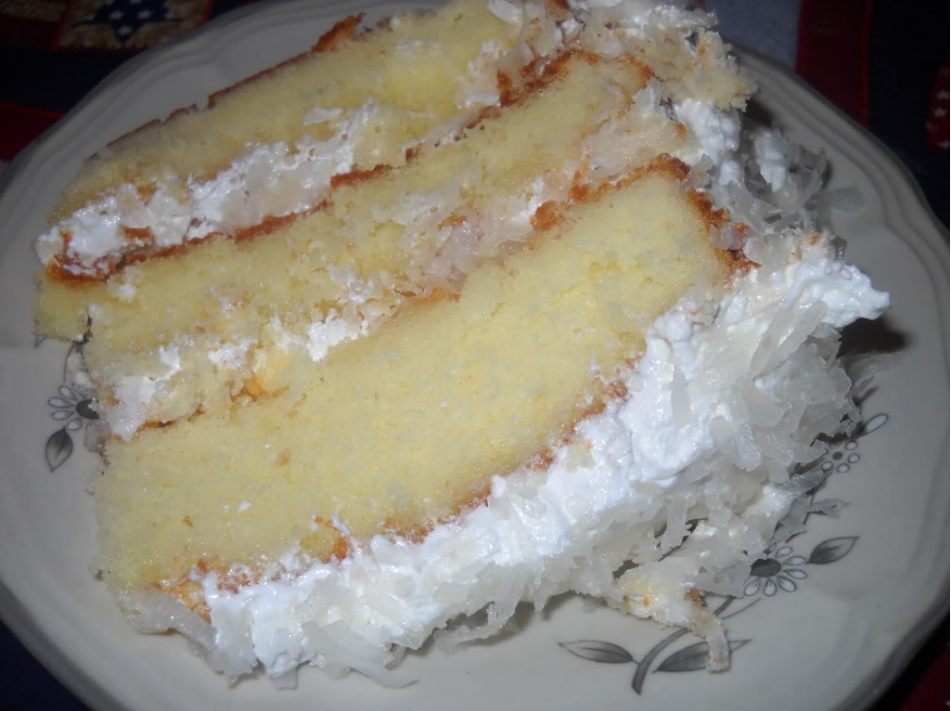 Enjoy Amp Have A Nice Meal Southern Coconut Cake