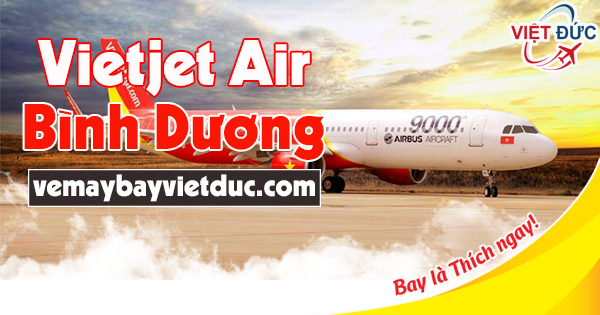 đặt vé máy bay Vietjet Air