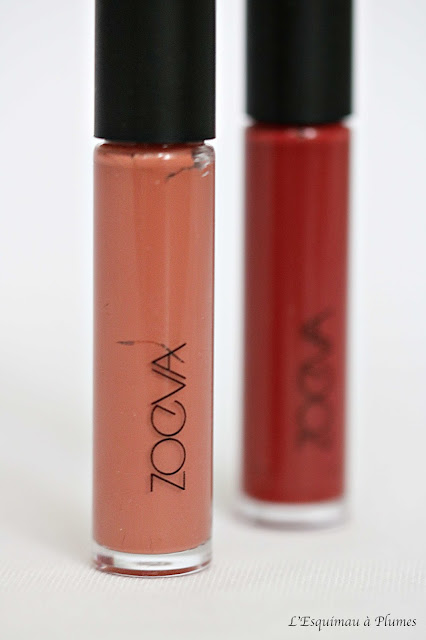 Pure Velours Lips Matte Chat Clear Message