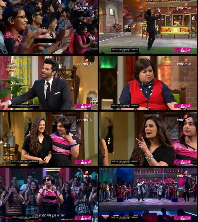 Comedy Nights Live 24 July 2016 HDTV 480p