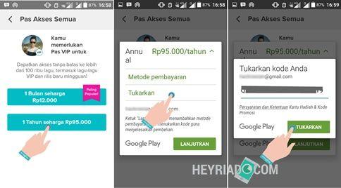 Cara VIP Smule Gratis di Android