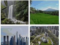 Lingkungan Alam dan Buatan Beserta Manfaatnya