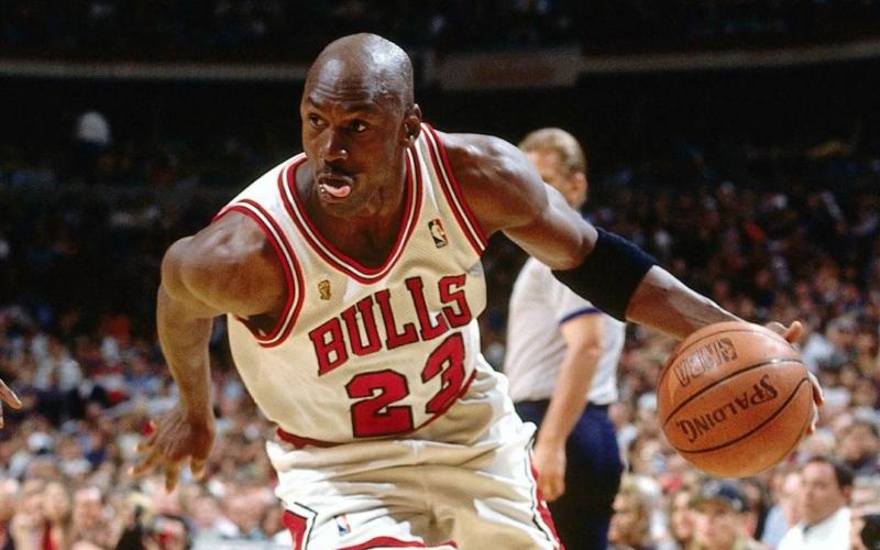 najniższa cena Zjednoczone Królestwo sprzedawca hurtowy Recenzja: Michael Jordan. Życie | Sport naukowo