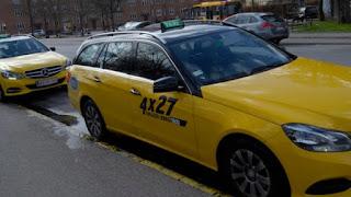 Μεθυσμένος πήρε ταξί από την Δανία διέσχισε 3 κράτη και κατέληξε στη Νορβηγία (pic)