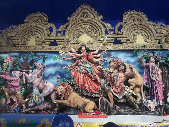 श्री बड़ी दुर्गा माँ पुलपर बिहार शरीफ