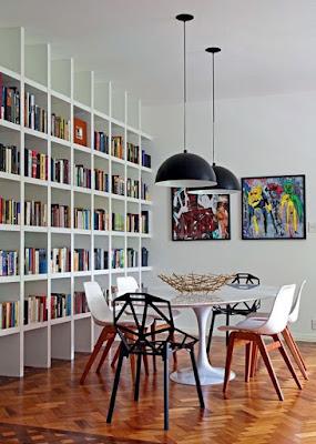 Desain perpustakaan