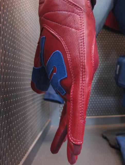 Traje de Capitán América en Los Vengadores